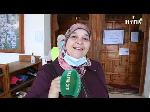 Video : Mosquée Ryad : Les fidèles accomplissent la prière du vendredi dans le respect des mesures sanitaires