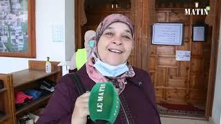 Mosquée Ryad : Les fidèles accomplissent la prière du vendredi dans le respect des mesures sanitaires