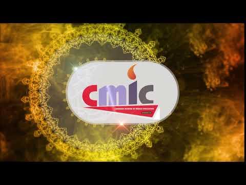 CMIC Logo animation