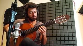 Perdesiz Gitar (Fretless Guitar) Solo - Sinan Cem EROĞLU