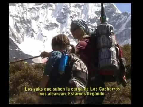 """""""Ama Dablam. Hacia el Campo Base"""" – """"Siguiendo a los Cachorros"""" – Clip.6"""