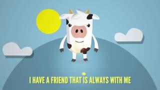 HOLY SPIRIT FOR CHILDREN - AYI THE COW - CHRISTIAN SONGS FOR KIDS