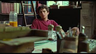 Call Me By Your Name Clip || Apricot || SocialNews.XYZ