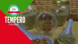 Como fazer tempero italiano em casa facilmente | Culinaria direto da Italia #cozinhapratica