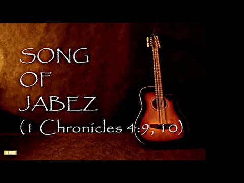 Song Of Jabez de According To John Letra y Video