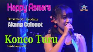 Konco Turu - Happy Asmara