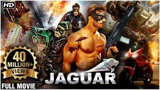 Jaguar Full Hindi Movie | Nikhil Gowda | Tamannaah | Super Hit Hindi Dubbed Movie | Action Movie
