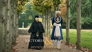 VICTORIA & ABDUL - Official Trailer [HD] - In Theaters 9/22 width=