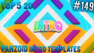 TOP 5 Panzoid 2D intro templates #149 (Free download)