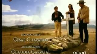 Entrada de La Telenovela Pasión de Gavilanes