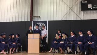Farewell Song to the Aquinas Academy Class of 2017