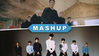 [MASHUP] MONSTA X² :: Beautiful / Stuck
