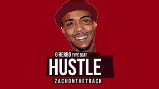 "FREE G Herbo X Meek Mill X Lil Bibby Type Beat ""HUSTLE"" [Prod. By ZachOnTheTrack]"