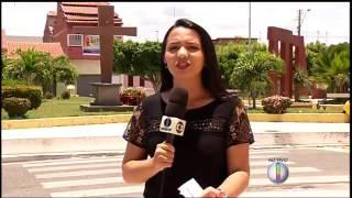 09-03 | RN TV | 1° Edicao - Chuva forte e ventania assustam moradores de Upanema, no Oeste potiguar