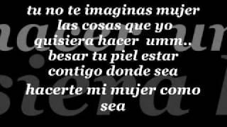 De La Ghetto - Tu Te Imaginas [ Con Letra ] ♪ ♪