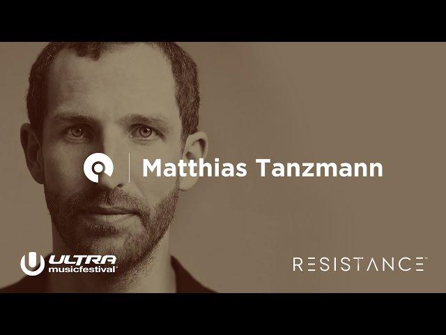 Video de Matthias Tanzmann en el iltra Miami 2017