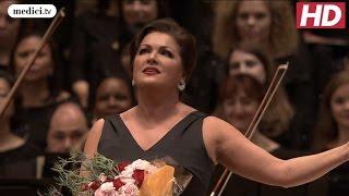 """Anna Netrebko - Adriana Lecouvreur """"Io son l'umile ancella"""" - Cilea: Tucker Opera Gala 2016"""