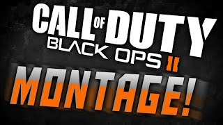 Black ops 2 montage