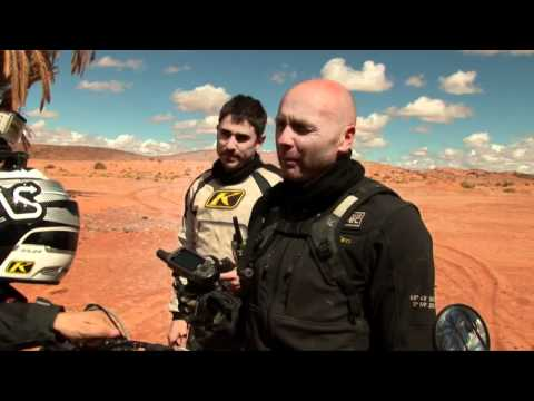 Adventure Motorcycle Morocco DVD Trailer
