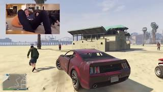 PLAYING GTA 5 WITH BRITTNEY!!