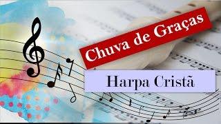 001 Chuva de Graça - Notas Flauta Doce