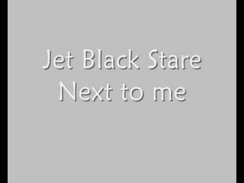 jet-black-stare-next-to-me-saxamanda