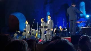 """Il Volo Taormina Notte Magica Tour 2017 - """"Caruso"""""""