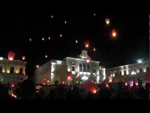 Черновцы)) night of the light (Chernivtsy – Ukraine)))) by Milijana
