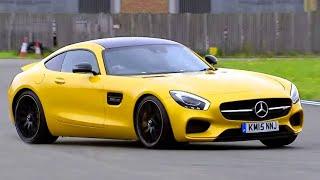 Chris Harris Lap: Mercedes AMG GTS | Extra Gear | Top Gear