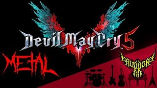 Devil May Cry 5 - Devil Trigger (feat. Megumi) 【Intense Symphonic Metal Cover】