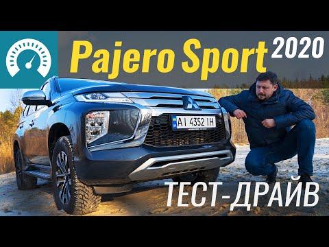 mitsubishi pajero-sport