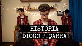 Diogo Piçarra - História Cover | Bruno Alves