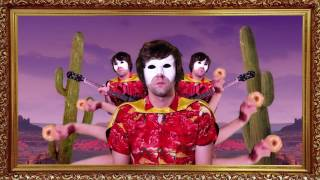 Rozwell Kid - UHF on DVD (Official Lyric Video)