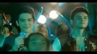 Julia Barretto new Movie trailer ( Vince Kath & James )