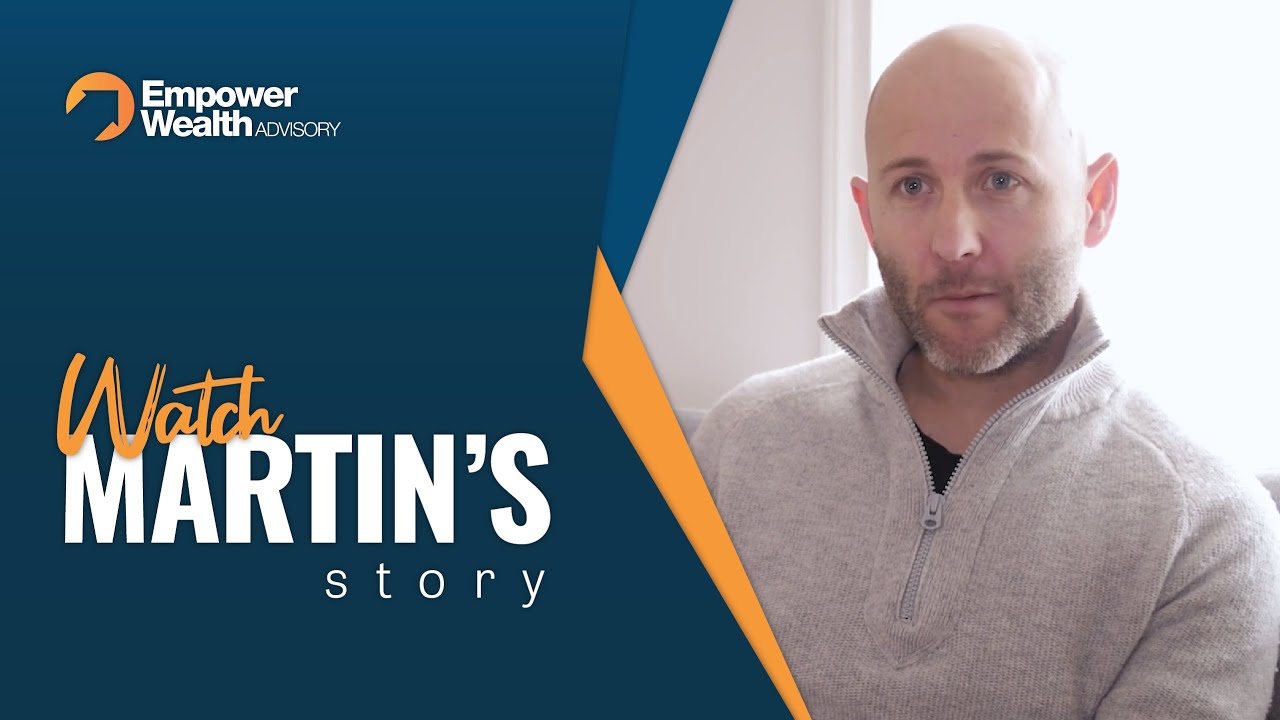 Martin Richardson's Story