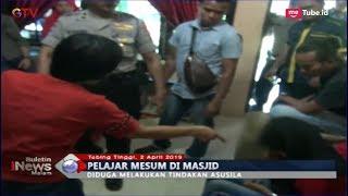 Berbuat Mesum Di Masjid, 3 Pelajar SMP Dan 1 SMA Di Tebingtinggi Diamankan Polisi   BIM 02/04