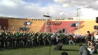 """""""POTOSINO SOY""""  - Huayño - La Orquesta de los 1000 Charangos -  Octubre 24  del 2009"""