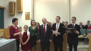 06 Gloria, sing praise, hallelujah