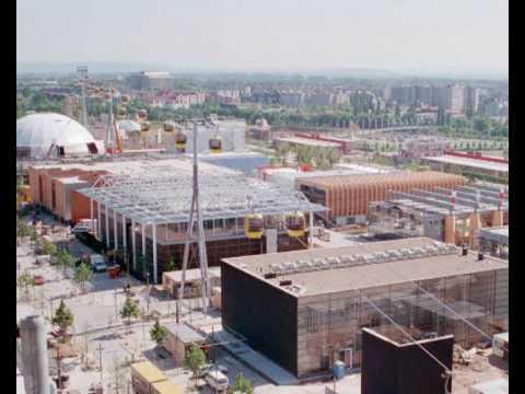 Impressionen von der EXPO 2000 in Hannover