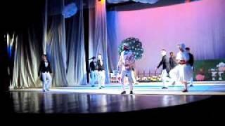 PINGUINS SAPATEADO - Mary Poppins - Festival CODA Cia. de Dança 2011