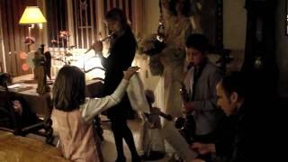 chant famille Noel 2009