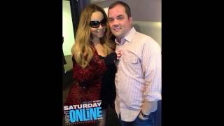 Mariah Loves Beyonce' & Rihanna!
