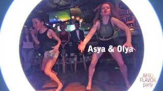 Afro Flavor party 2 | SHOWTIME | ASYA and OLYA | 2017