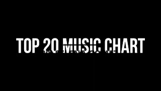 Top 20 music chart 2017 (Music links available in description box)