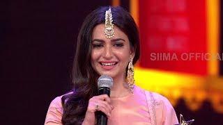 Kriti Kharbanda Emotional Speech Makes You Cry   Regina Cassandra   Sachin Joshi   Kriti Sanon