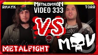 Nightwish Vs. Within Temptation - Metal Fight, vídeo 333