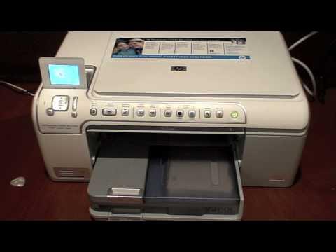hp photosmart c5240 manual