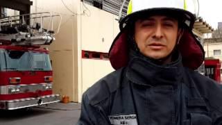 Timbre bomberos vs  Timbre colegio