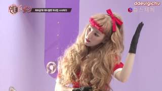 [ENG SUB] 150909 Red Velvet 'Dumb Dumb' MV Behind the Scenes