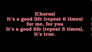 Good life - Michelle Featherstone Lyrics